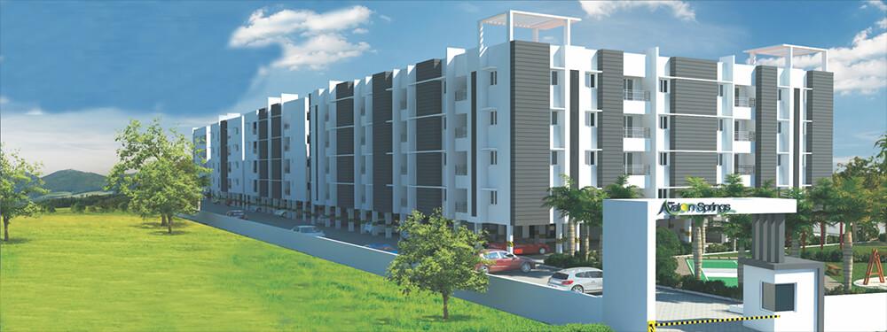 Jains Avalon Springs Potheri  Chennai 7021