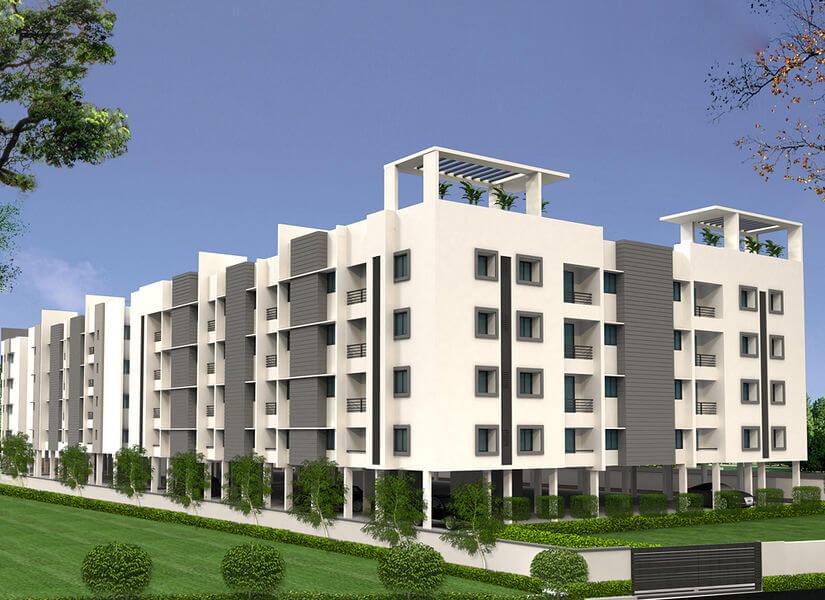 Jains Avalon Springs Potheri  Chennai 7022