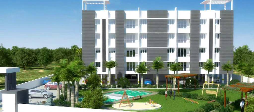 Jains Avalon Springs Potheri  Chennai 7023