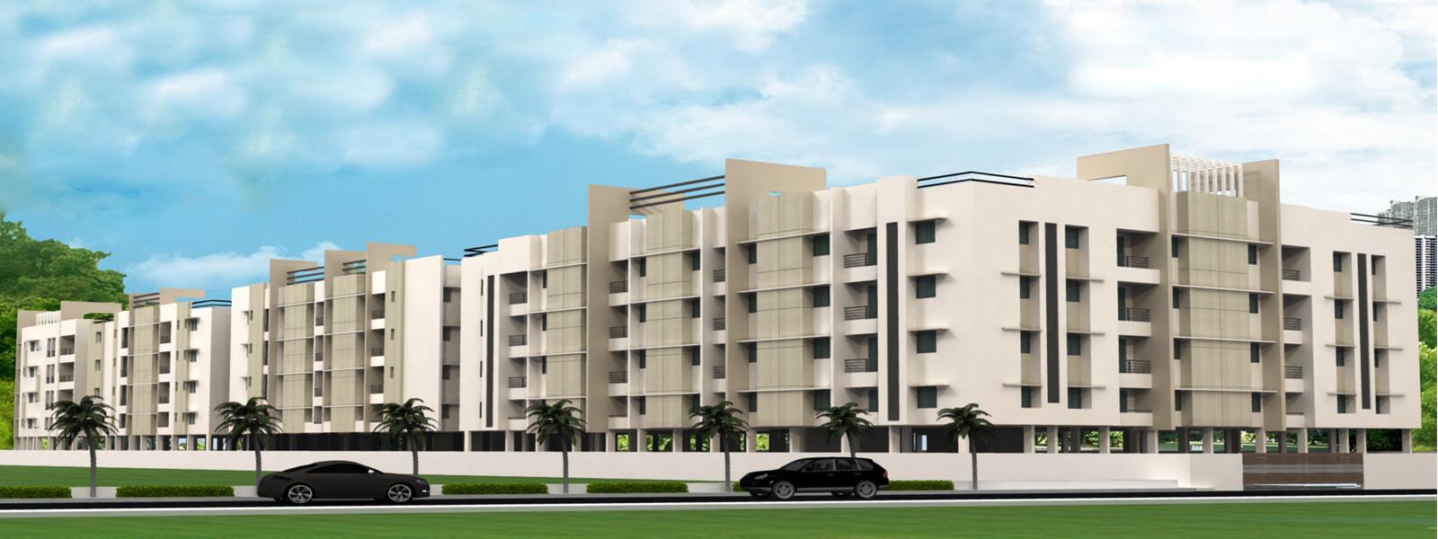 Jains Avalon Springs Potheri  Chennai 7025