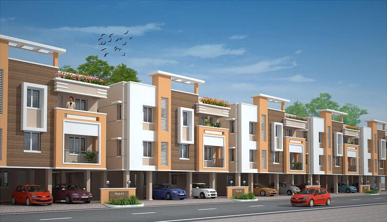 Jains Green Garderns Kodungaiyur Chennai 7036