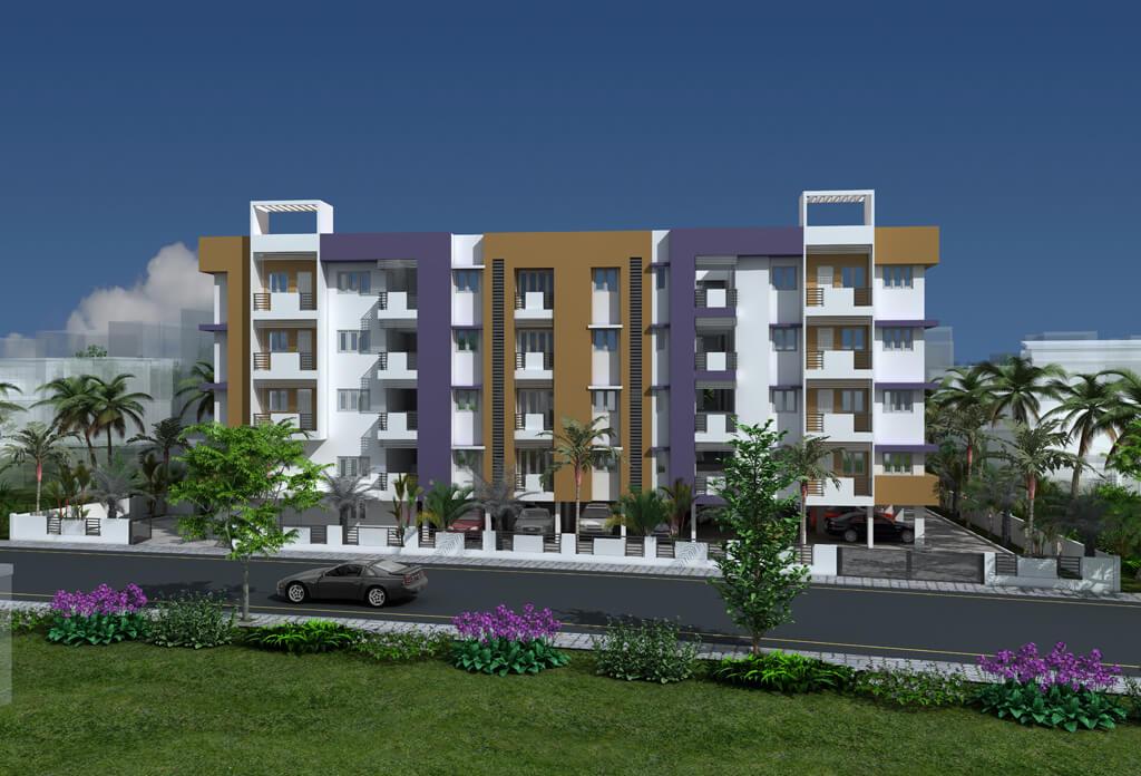 Ramaniyam Gauravv Phase II Sholinganallur Chennai 7039