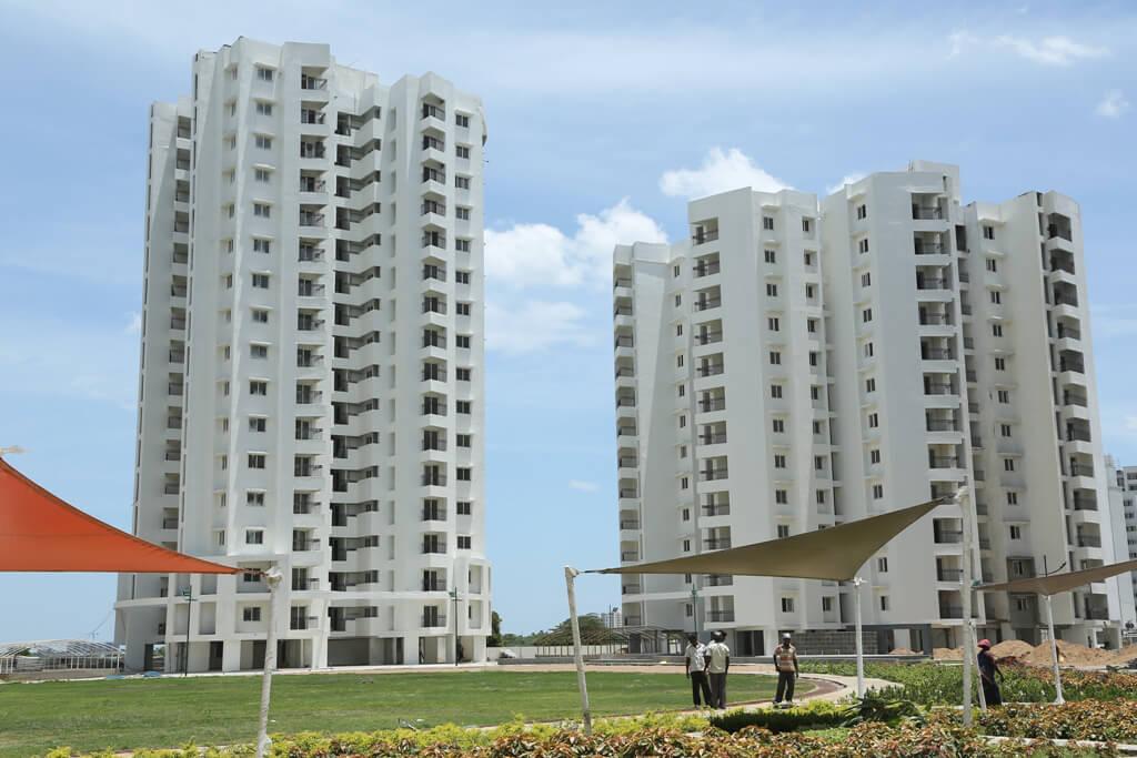 Jains Inseli park OMR Chennai 7044