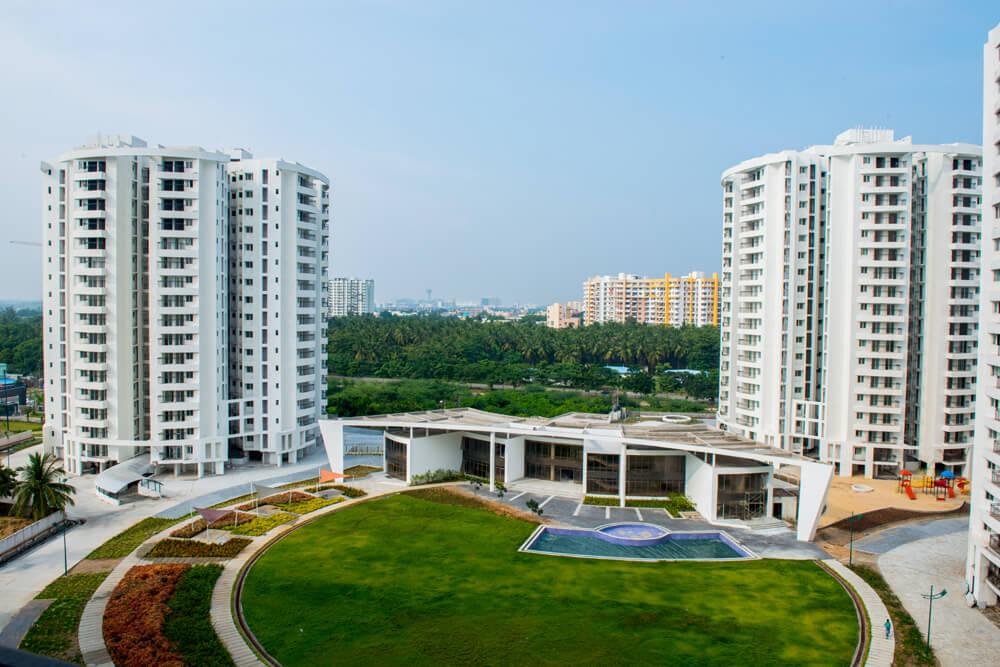 Jains Inseli park OMR Chennai 7046