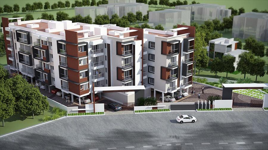 P dot G  Crescent Park Pallavaram Chennai 7107