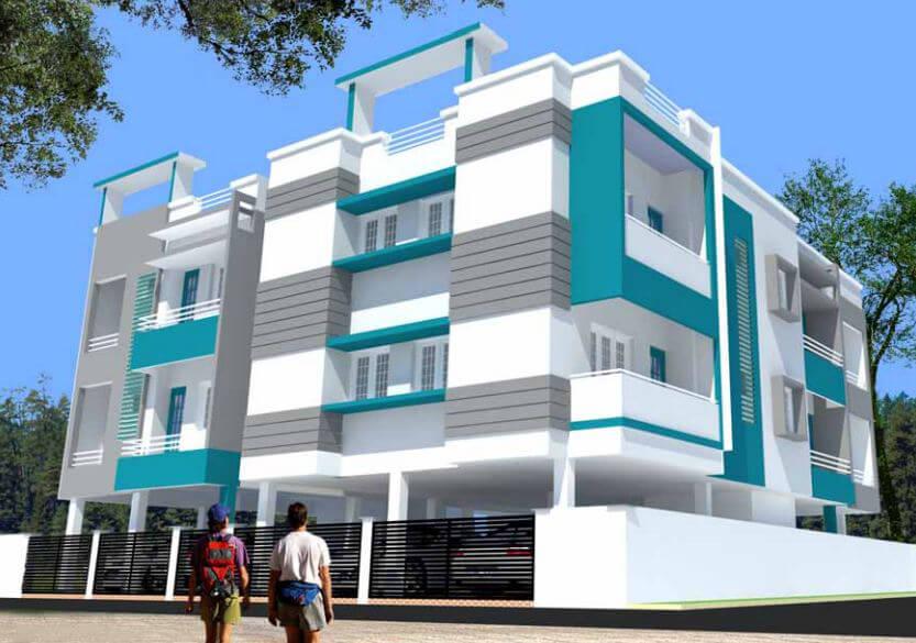 JBM Elite Phase 5 Kolapakkam Chennai 7152