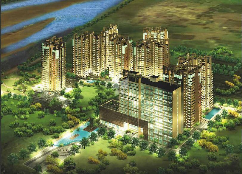 Olympia Sky Villas Navalur Chennai 7158