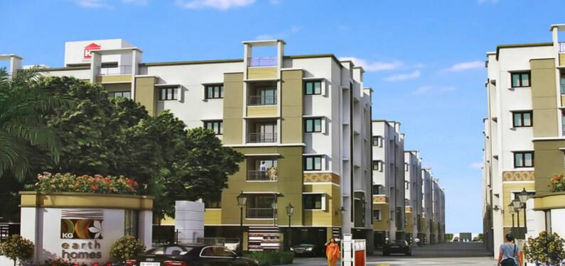 KG Earth Homes OMR Chennai 7196