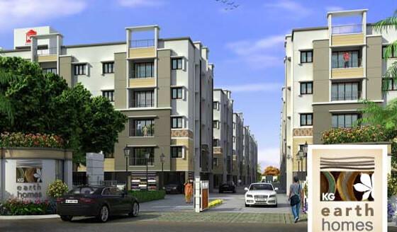 KG Earth Homes OMR Chennai 7197