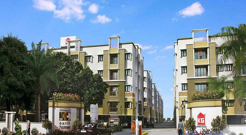 KG Earth Homes OMR Chennai 7198