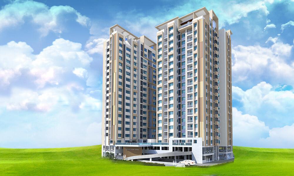 Newry Park Towers Anna Nagar Chennai 7387