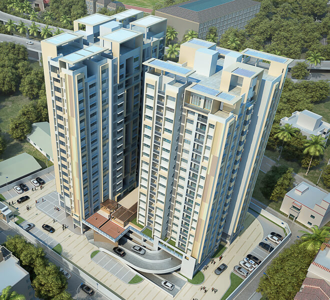 Newry Park Towers Anna Nagar Chennai 7388