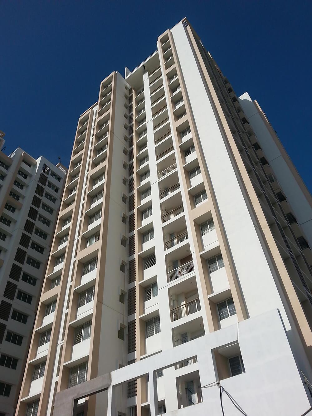 Newry Park Towers Anna Nagar Chennai 7390