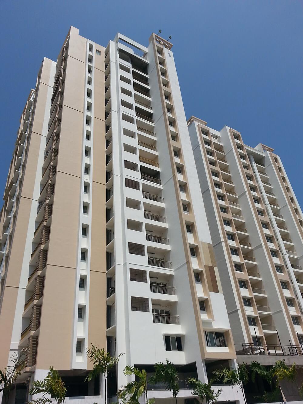 Newry Park Towers Anna Nagar Chennai 7391