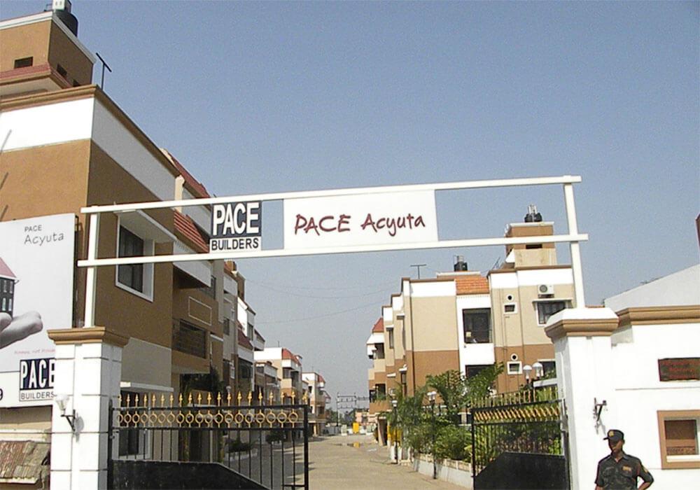 Pace Acyuta Maduravoyal Chennai 7412