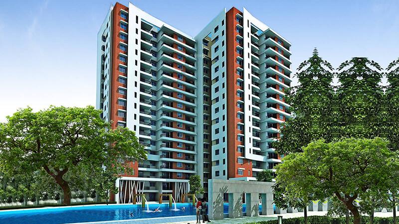 Prestige Bella Vista Porur Chennai 7462