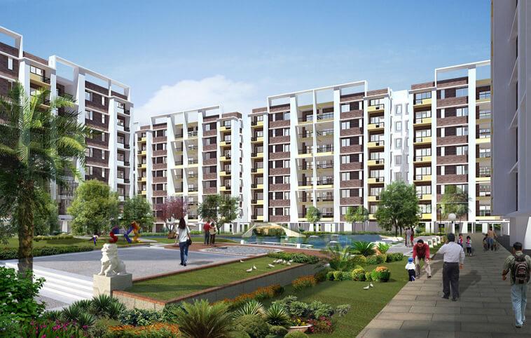 Purva Windermere Pallikaranai Chennai 7515
