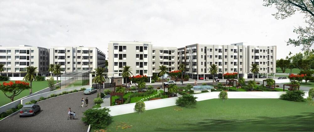Rajparis Crystal Springs II Medavakkam Chennai 7533