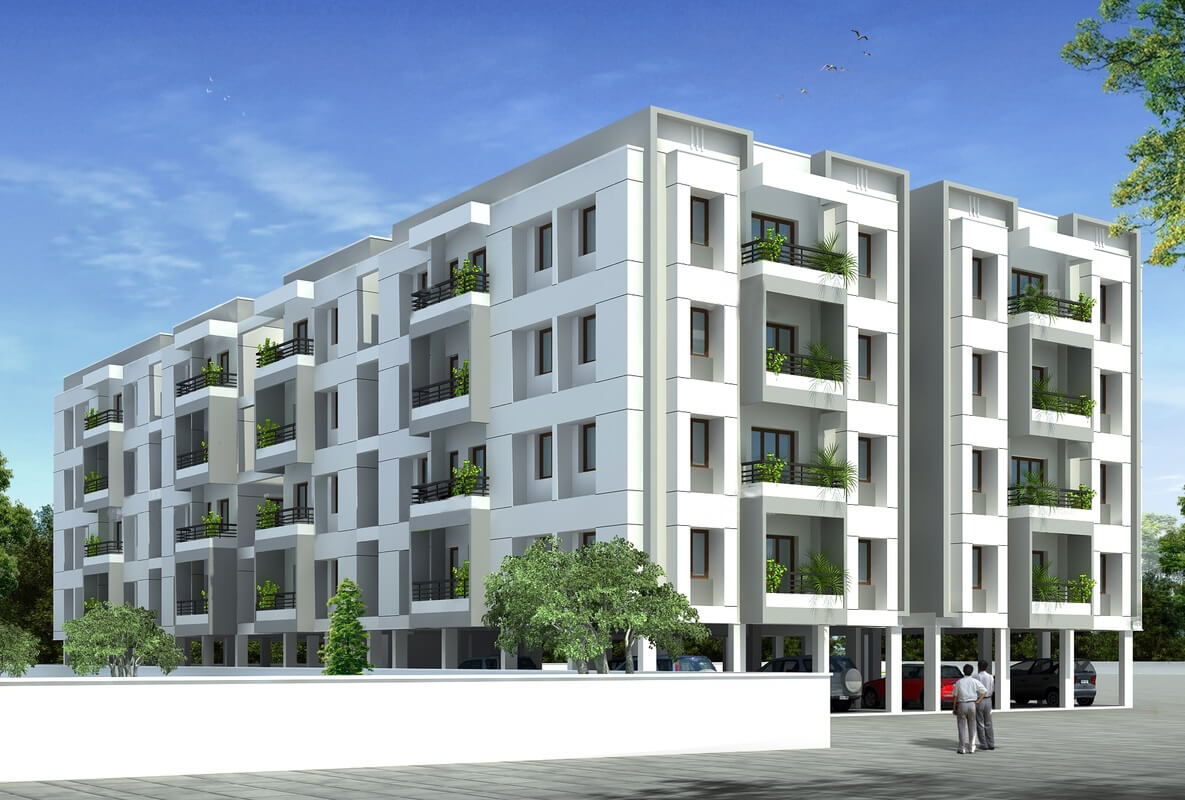 Rajparis Crystal Springs II Medavakkam Chennai 7535