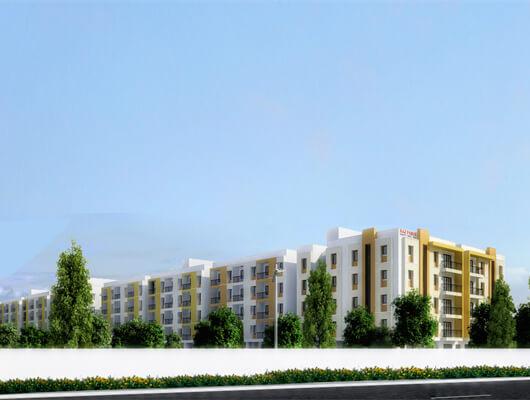 Rajparis Ram Nivas Pallavaram Chennai 7536