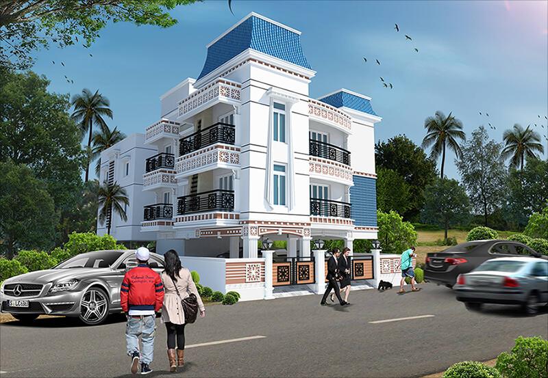Ramky Wavoo Corniche Egmore Chennai 7544