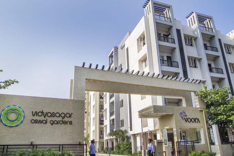 Voora Vidyasagar Oswal Gardens Phase II Korukkupet Chennai 7701