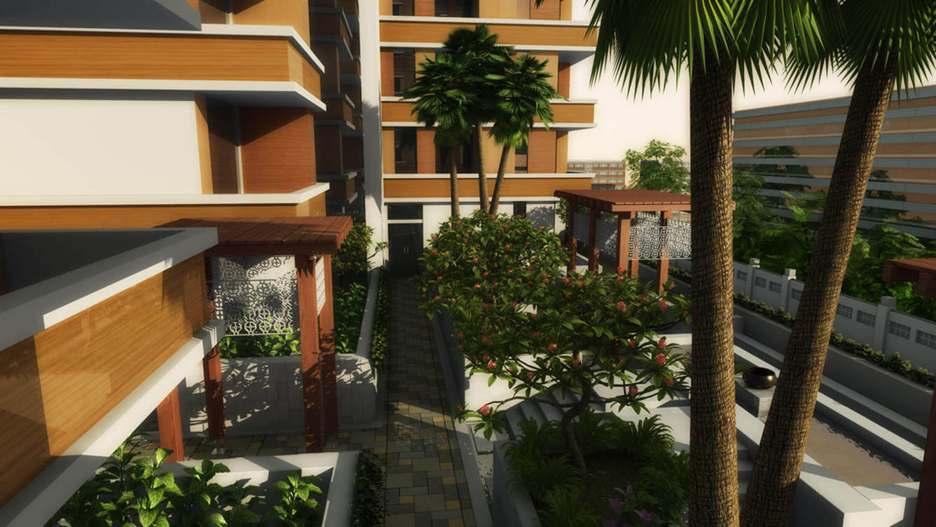 Landmark Vertica Gopalapuam Chennai 7895