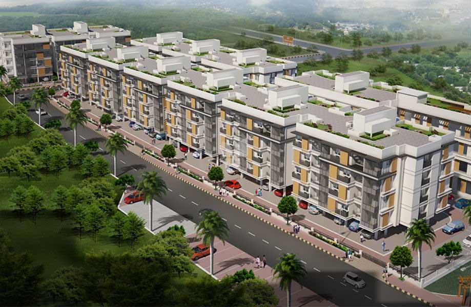 S&P Essense Mogappair West Chennai 7928