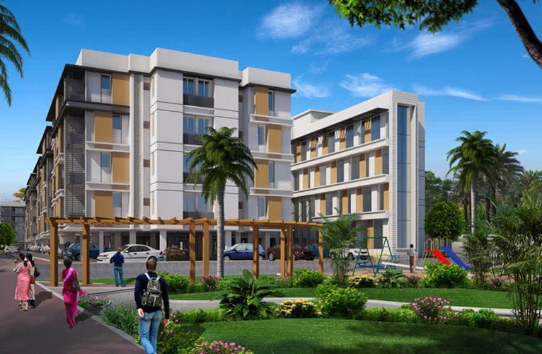 S&P Essense Mogappair West Chennai 7929