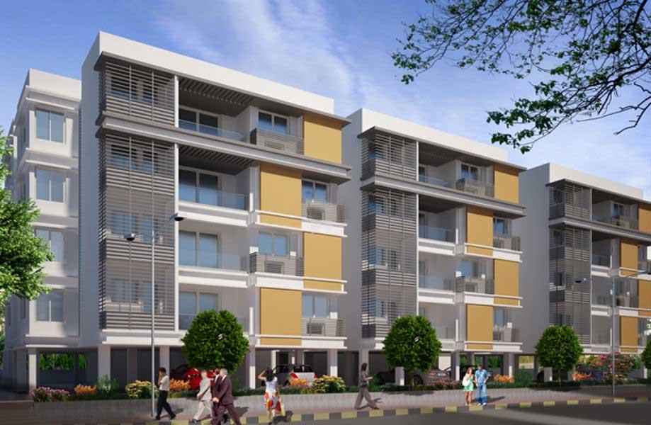 S&P Essense Mogappair West Chennai 7931