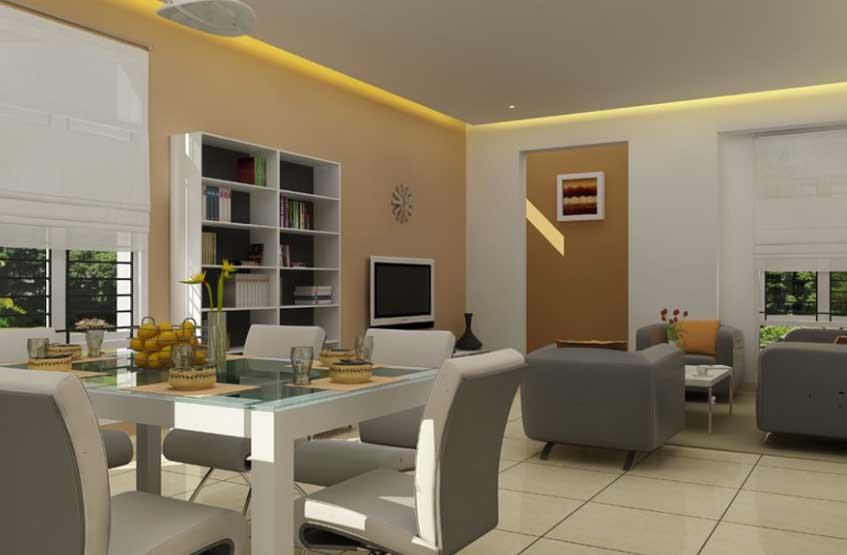S&P Living Spaces Mogappair West Chennai 7937