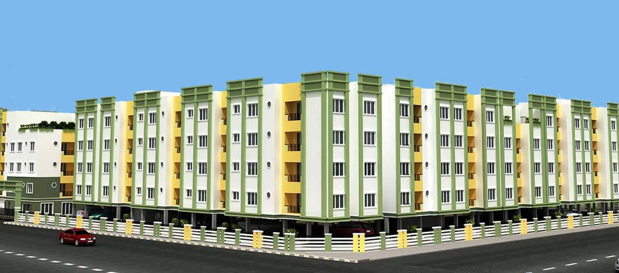 Amarprakash The Heritage Villa Chromepet Chennai 8030