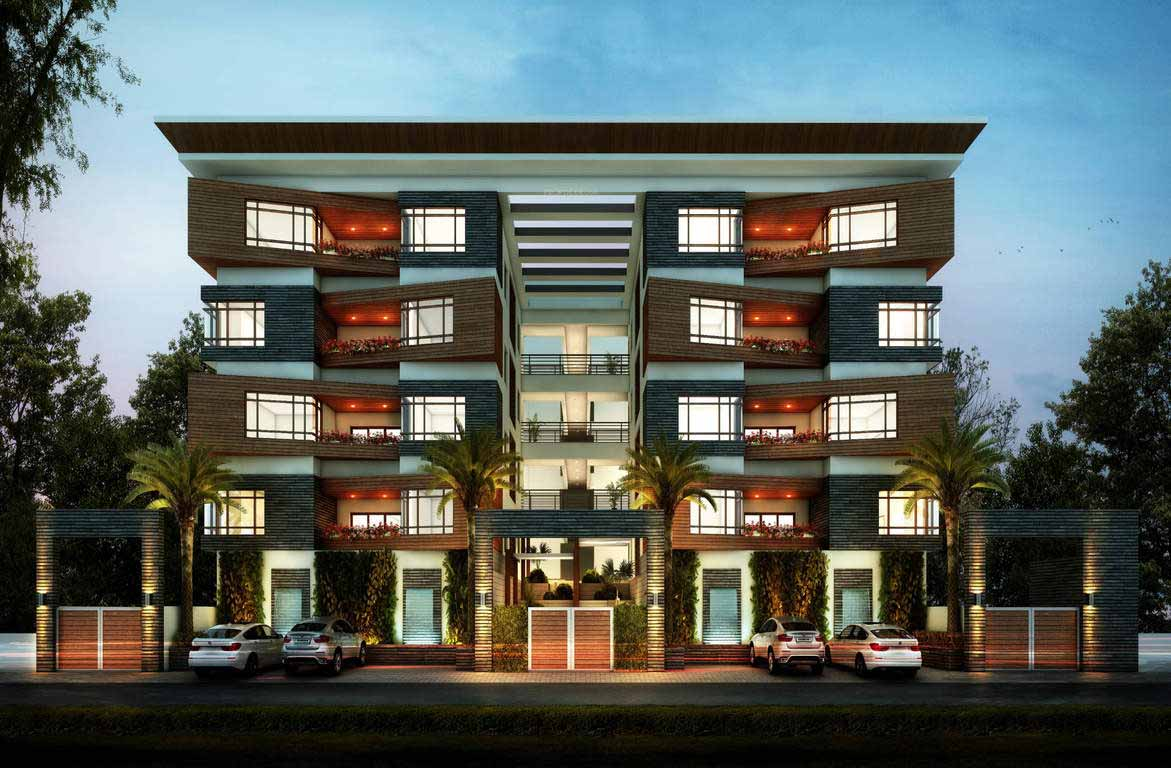 Adroit Urban House of Ambal Nungambakkam Chennai 8049