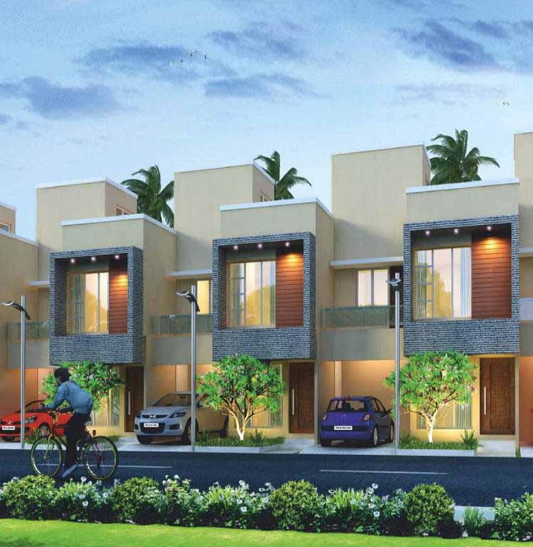 Alliance Humming Gardens Villa OMR Chennai 8050