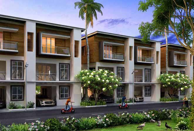 Alliance Humming Gardens Villa OMR Chennai 8051