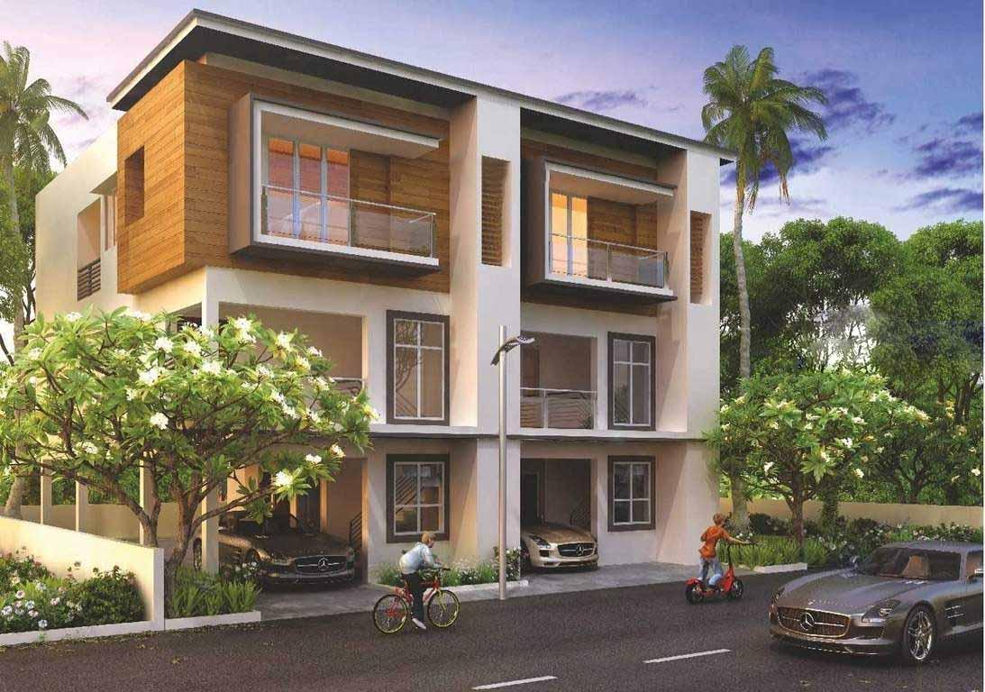 Alliance Humming Gardens Villa OMR Chennai 8052