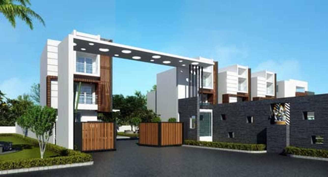 Malles Akankssha Villa Perumbakkam Chennai 8075