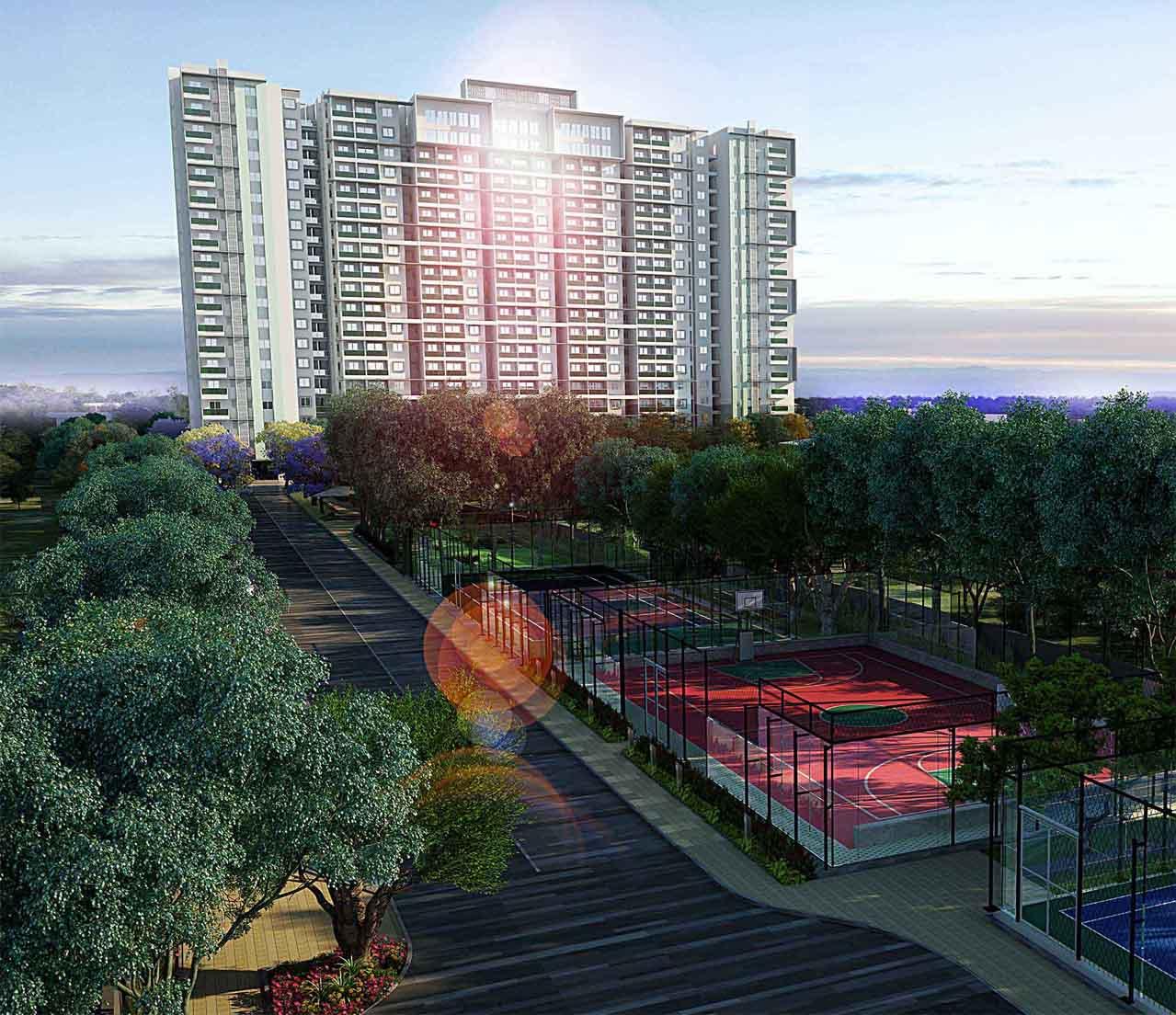 Habitat Eden Heights Hoodi Bangalore 8190