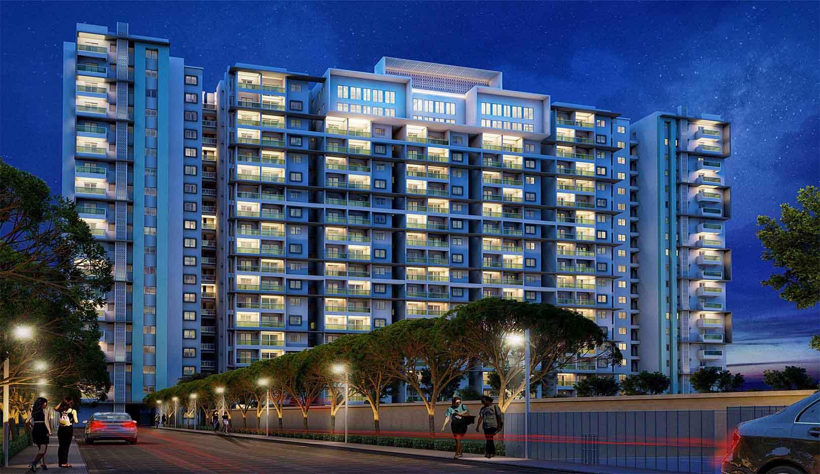 Habitat Eden Heights Hoodi Bangalore 8191