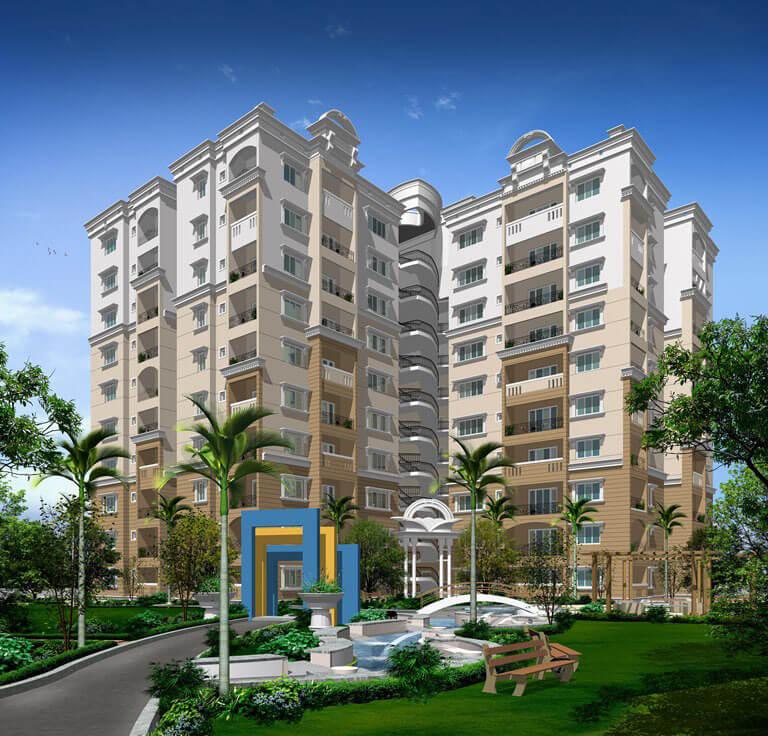 Cyprus Oaks Puliyakulam Coimbatore 8215