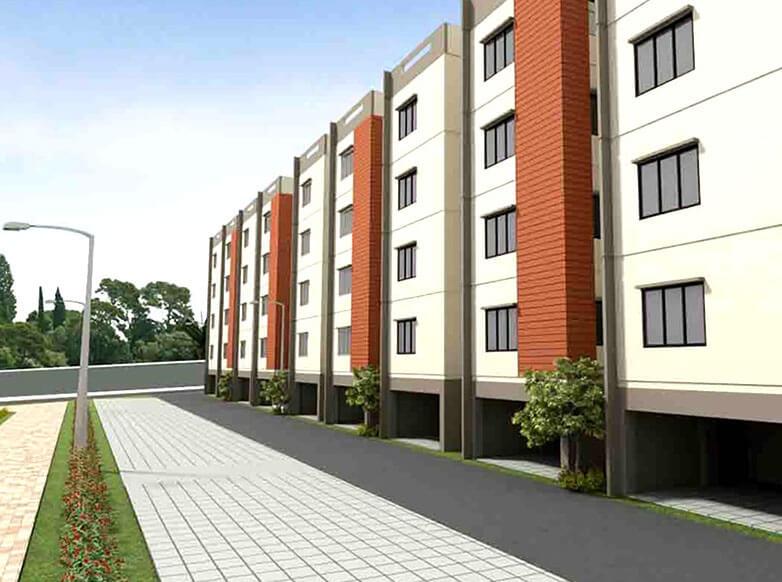 Town & City Garden City Vedapatti Coimbatore 8227