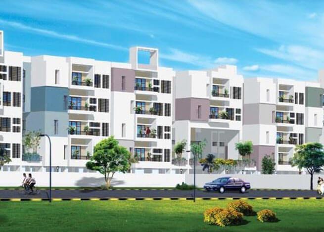 Vishwasri Oak Park Saravanampatti Coimbatore 8300