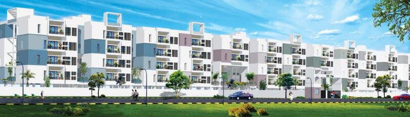 Vishwasri Oak Park Saravanampatti Coimbatore 8301