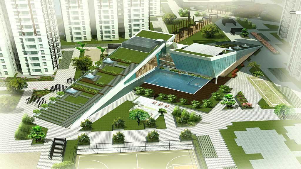 Aparna Serene Park Kondapur Hyderabad 8524