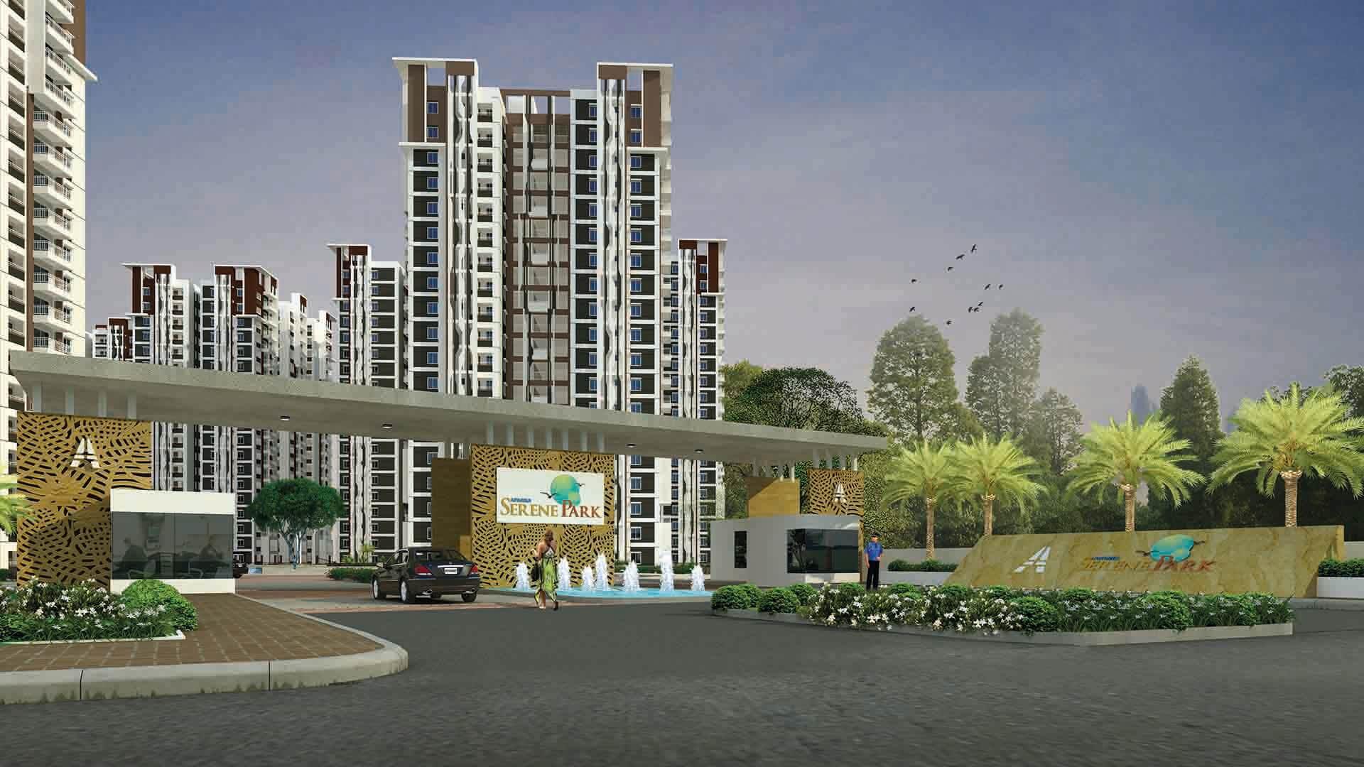 Aparna Serene Park Kondapur Hyderabad 8525