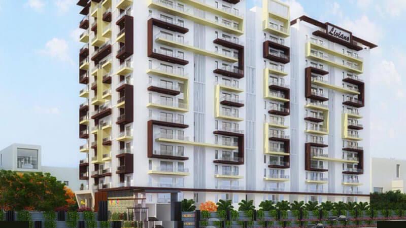Ashoka Liviano Nanakramguda Hyderabad 8536