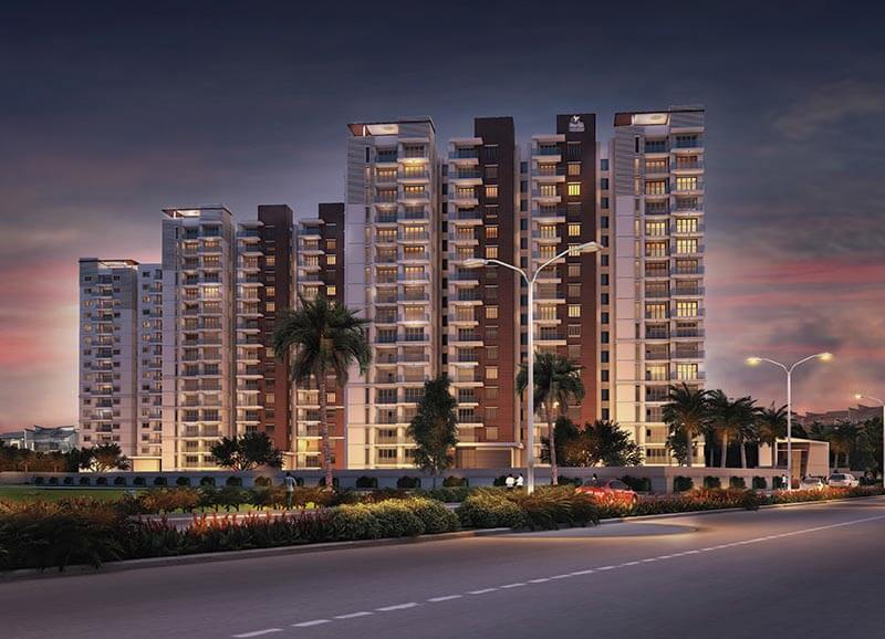 Prestige Ivy League Hi Tech City Hyderabad 8567