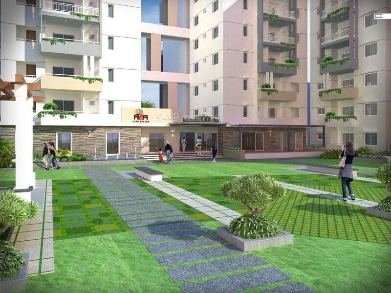 Raghuram A2A Life Spaces Bala Nagar Hyderabad 8585