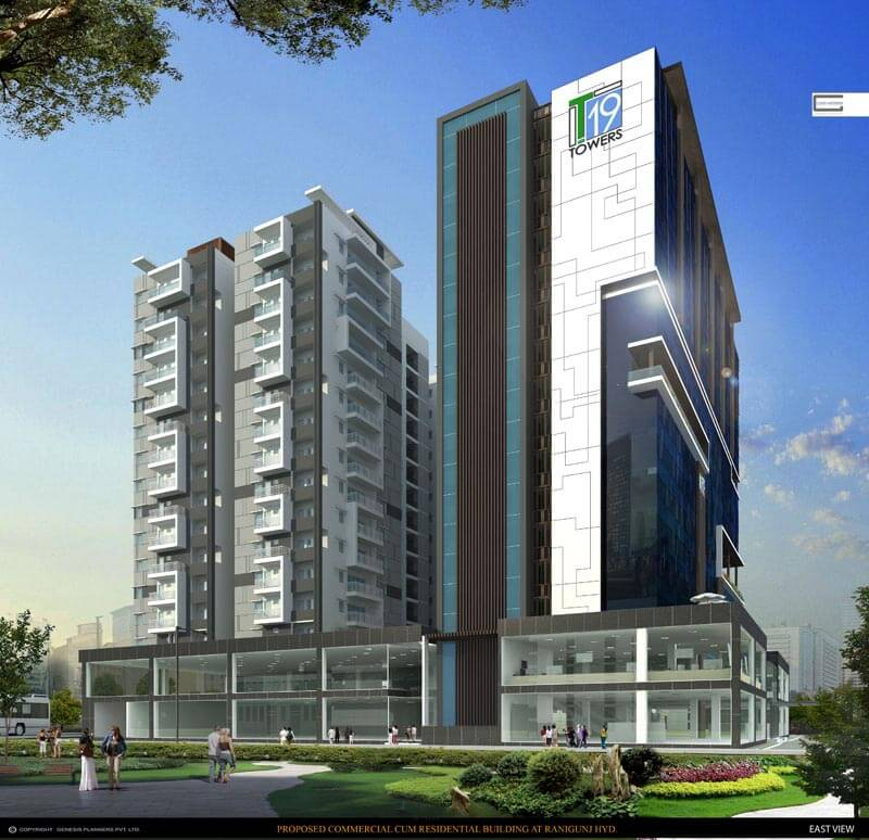 Raghuram T19 Towers Secunderabad Hyderabad 8589