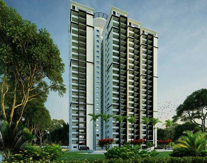 SMR Vinay Iconia Kondapur Hyderabad 8666